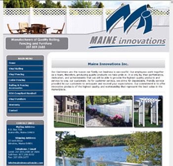 web design companies central maine